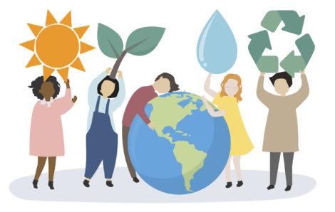 Dia Internacional d'Acció pel Clima, combatent el canvi climàtic