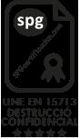 icona ISO destrucconfidencial