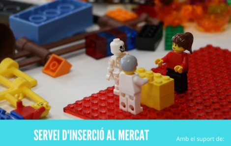 L'Ajuntament de Barcelona col·labora amb el Servei d'Inclusió Laboral al Mercat Ordinari (ILMO) de Femarec