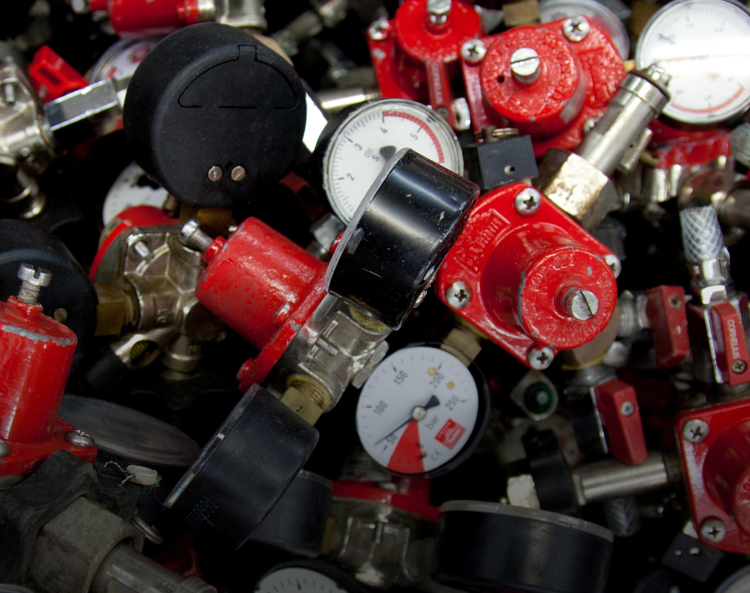 reparació de màquines i dispositius