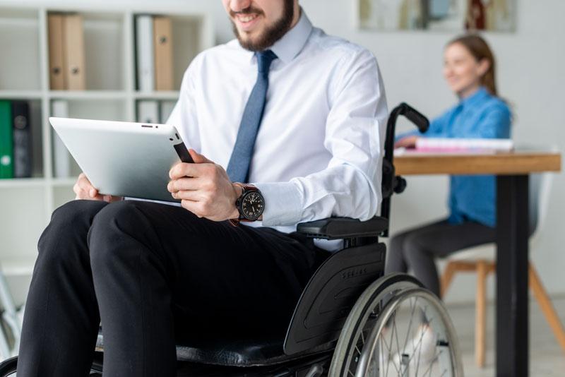 Personas discapasitadas