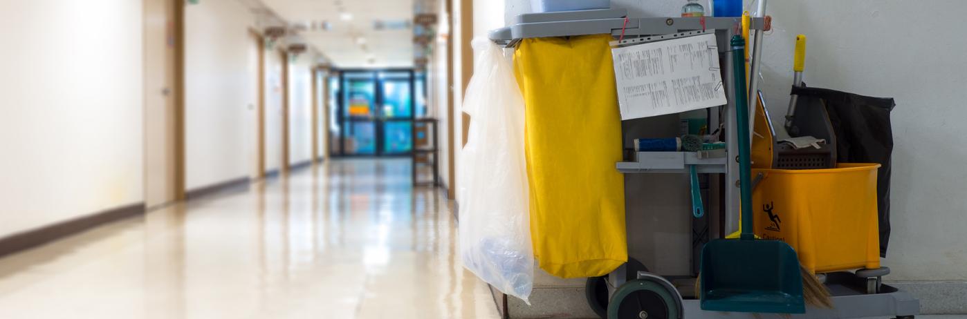 Neteja hospitalaria