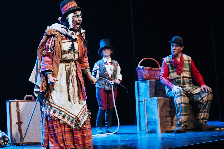Pot Teatre, Godot