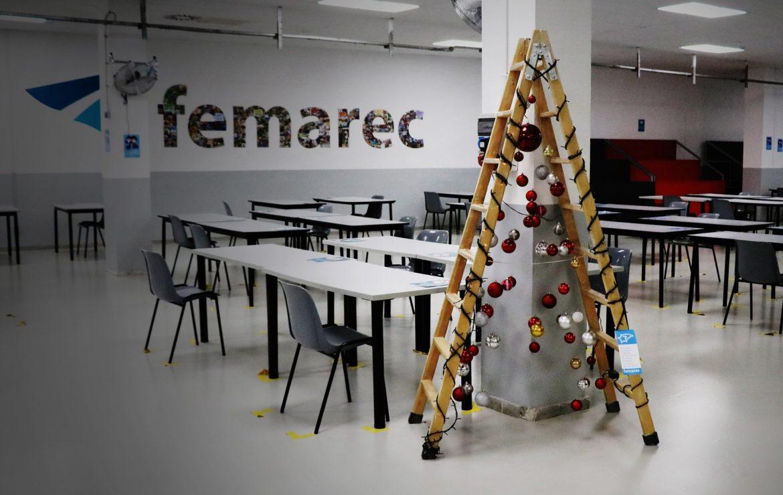 El Nadal ha arribat a Femarec!