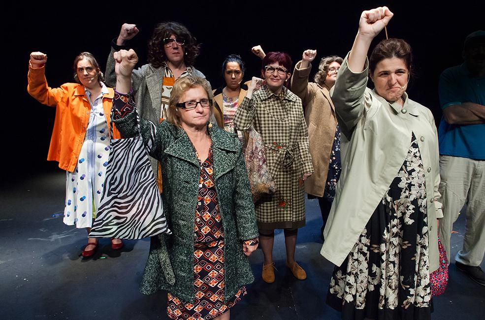 Pot Teatre pujarà als escenaris de Mollerussa!