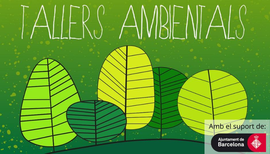 Els Tallers Ambientals de Femarec es renoven gràcies a l'Ajuntament de Barcelona