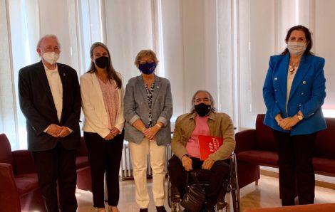 Dincat i l'Advocacia Catalana es conjuren per garantir l'accés universal a la justícia de les persones amb discapacitat intel·lectual