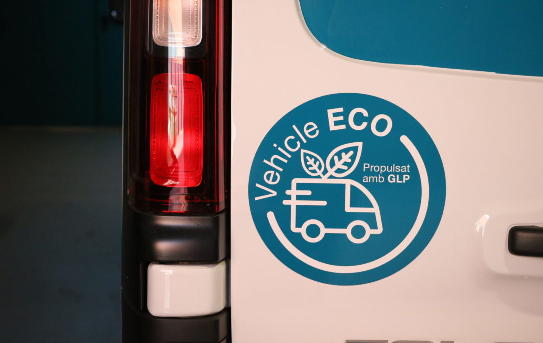Iniciem la transició ecològica de la nostra flota de vehicles