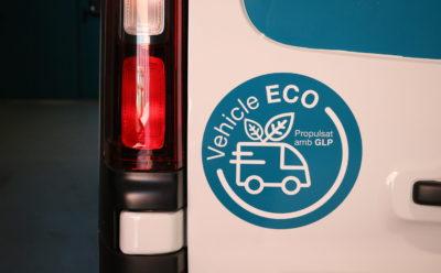 Nous vehicles ECO a la flota de Femarec!