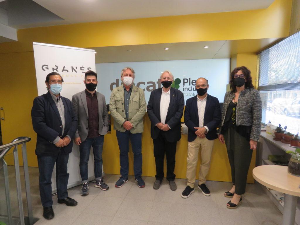 LabDincat - Espai de recerca i coneixement del sector de la discapacitat intel·lectual a Catalunya