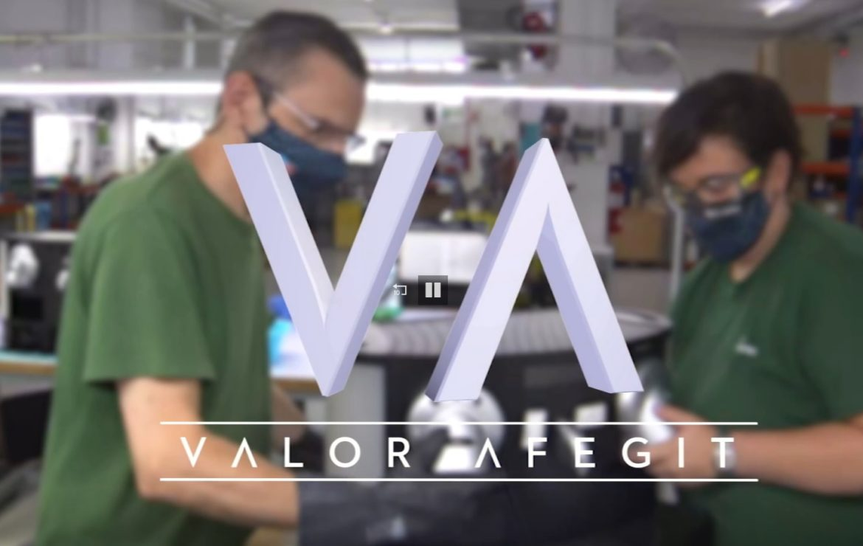 El programa Valor Afegit de TV3 visita el CET de Femarec