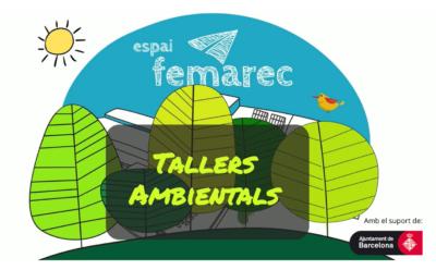 Participa als Tallers Ambientals de Femarec amb la teva escola!